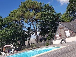 Combrit Le Treustel Vacances
