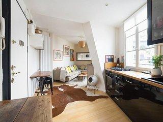 Superbe 2 chambres Saint Germain des près