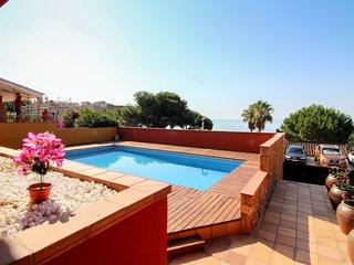 Espectacular casa con vistas al mar Ref.253385