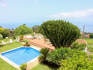 Villa vistas al mar rodeada de vinedos Ref.253231