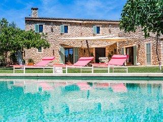 Villa idílica con piscina privada Ref.252425