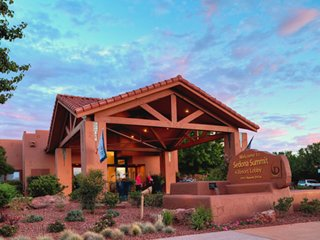 Comfort and luxury await at Sedona Summit.