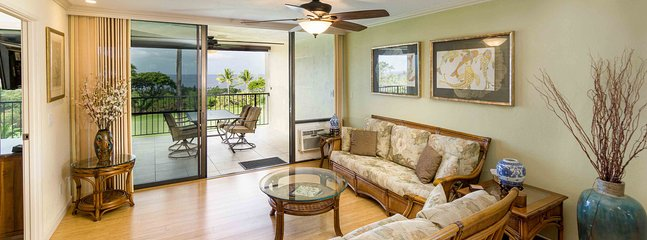Country Club Villas #208 - Living Room