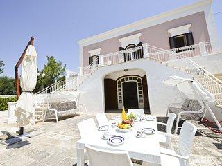 Villa Rina with garden