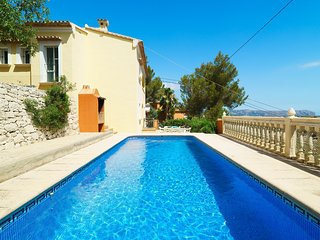 PLATANO - Villa for 8 people in Javea