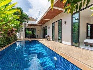 Tranquil Private 3br Pool Villa (IV1-V11)