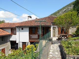 GITE 7 / 9 Pers. avec grande cheminee et vues sur les Pyrenees - WIFI