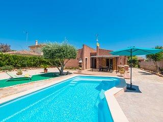 CAN CANTARI :) Bonita casa para 6+2 personas en Sant Llorenc