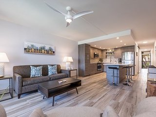 Stunning Brand New Remodel, Large Lanai, AC, Well Equipped, Building #7