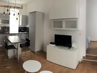 Appartement meuble en hyper centre