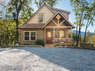 Waterfall Retreat-Asheville,Hendersonville, Lake Lure; eclectic with live waterf