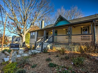 Summit Cottage-Downtown Asheville; 30-day Exec. Rental or longer/ Biltmore Villa