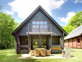 Woodland Lodge 1, Clowance located in Camborne, Cornwall