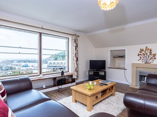 Harbour Tavern Penthouse located in Mevagissey, Cornwall