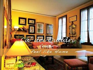 Ca' dei Quadri, appartamento tipico veneziano