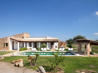 4 bedroom Villa in es Barcares, Balearic Islands, Spain : ref 5653661