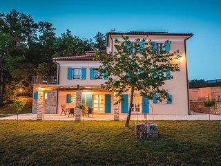 4 bedroom Villa in Kremenje, Istria, Croatia : ref 5653684
