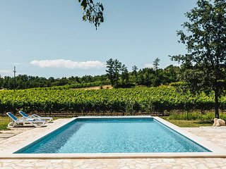 4 bedroom Villa in Kremenje, Istria, Croatia : ref 5653684