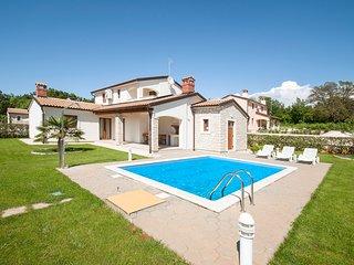 3 bedroom Villa in Sveti Lovreč Pazenatički, Istria, Croatia : ref 5653659