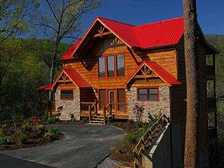 Appalachian Lodge ( 4 Bedroom home )