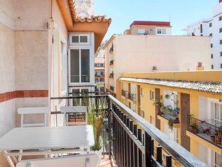 Large apartment in prime location in Fuengirola Ref 98