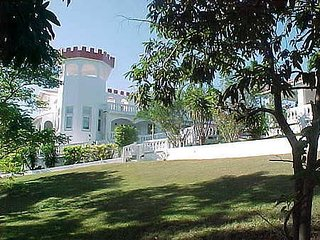 Casa de la Mancha - Our castle in Puerto Rico with a view of Boqueron Bay