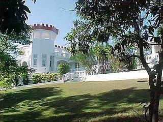 Casa de la Mancha - Our castle in Puerto Rico with a view of Boqueron Bay