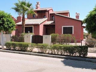 HL 027  3 bedroom villa on HDA Golf Resort