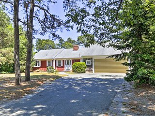 NEW! South Yarmouth House Directly on Bass River!