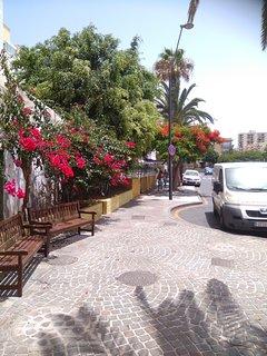 Final Calle hacia 'Casa Ita'