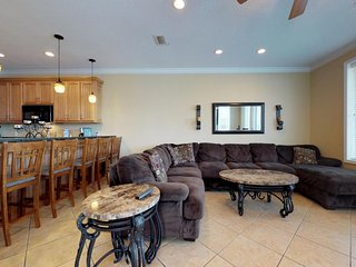 NEW LISTING! Comfortable beach home with a shared pool - near the sand!