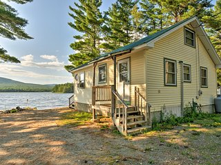 NEW! Brownville Home w/Dock & Boat on Ebeemee Lake