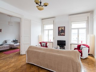 Friendly apt in Budapest center just behind Liszt Ferenc Sq