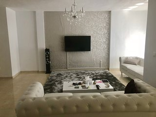 Luxury apartment views