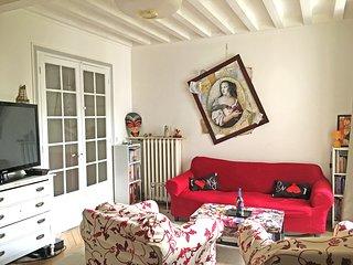 Large 2Bedroom in Latin Quarter – Paris