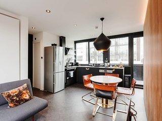 2BedDesigner Penthouse w/2 Balconies in Haggerston