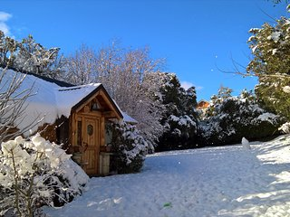 Blue Bird House