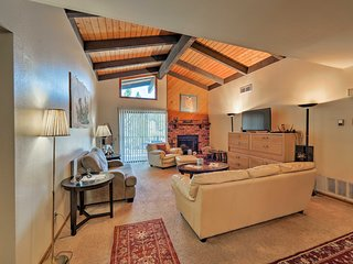 NEW! Sedona Resort-Style Condo w/ Red Rocks Views!