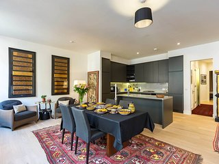 Luxury & Spacious Home in Central London, 4 guests