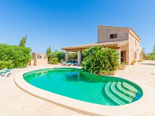 NA SERRAL DE LLOMBARDS - Villa for 8 people in Es Llombards