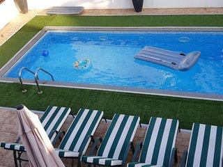 St Michael Mandali villa, Protaras, 3 bedroom, private pool, free wifi/aircon