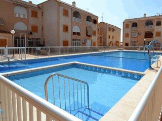 Apartamento 3H con Piscina en Playa los Naufragos