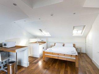 Cosy Studio in Swiss Cottage + private terrace