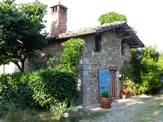 ★ Family Getaway in Tuscany★Cozy Country House 3BD★Patio, garden&private parking