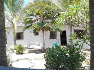 Serene House is a 5-minute walk to the enchanting Watamu beach