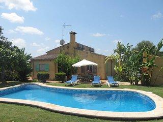 3 bedroom Villa in Santa Margalida, Balearic Islands, Spain : ref 5649696