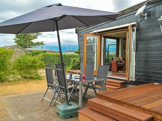 5 pers. holiday home with infrared sauna at the Lauwersmeer