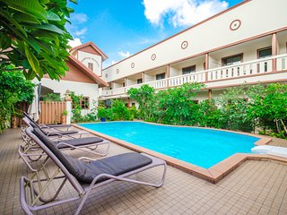 Superbe duplex dans residence calme avec piscine