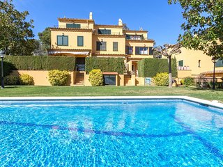4 bedroom Villa in Calella de Palafrugell, Catalonia, Spain : ref 5653739