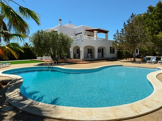 6 bedroom Villa in Colonia de Sant Jordi, Balearic Islands, Spain : ref 5653738
